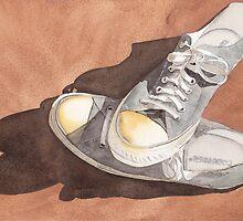 Chucks by Ken Powers