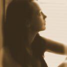 Softly Through the Window by J. D. Adsit