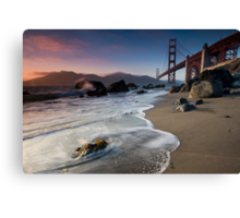 San Francisco Days Canvas Print