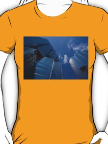 Oh So Blue - Downtown Toronto Skyscrapers T-Shirt