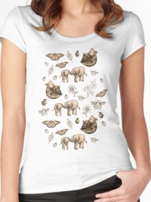 Just a Few of My Favorite Things Women's Fitted Scoop T-Shirt