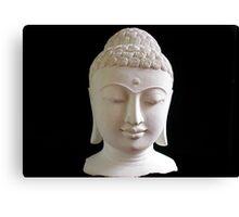 Budda in  Meditation Canvas Print