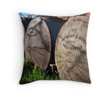 3 old Timers Throw Pillow