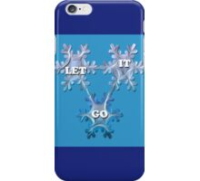 Beautiful Cushions/ Let it Go iPhone Case/Skin