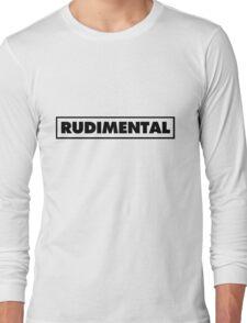 Rudimental UK Drum'n'bass DJ Long Sleeve T-Shirt