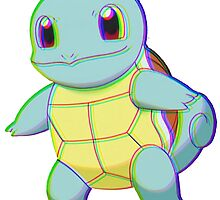 Squirtle by PolarVeal