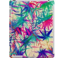 Tropical Jungle - a watercolor painting iPad Case/Skin