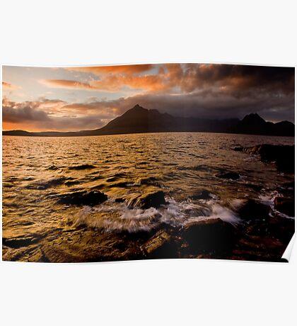 Elgol - Isle of Skye Poster