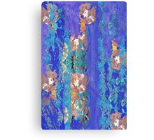 Map of an Imaginary World #3 Canvas Print