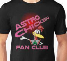 Astro Chicken Fan Club v2 Unisex T-Shirt