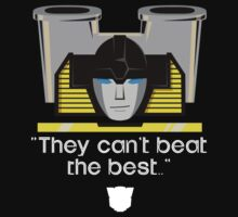 """Transformers - """"Sunstreaker (with Motto)"""" by Dave Brogden"""