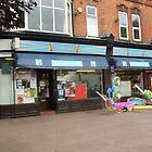 The seaside shop front. by Lensman2008
