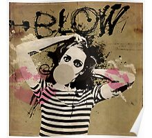 blow me Poster