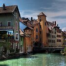 Annecy, France by Beth A