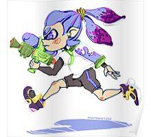 Boy Inkling Poster