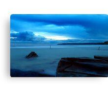 Blue Haven Canvas Print
