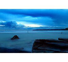 Blue Haven Photographic Print