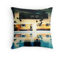 Londoners Throw Pillow