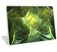 Chartreuse Laptop Skin