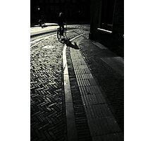 the corner Photographic Print