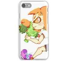 Girl Inkling iPhone Case/Skin