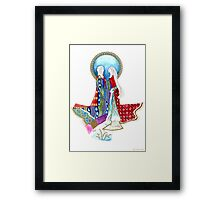 I am my lover's and my lover is mine Framed Print