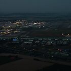 Paris CDG airport by BaZZuKa