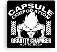 Capsule Corporation, 300G Canvas Print