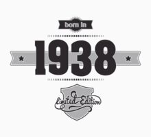 Born in 1938 Kids Clothes