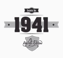 Born in 1941 Kids Clothes