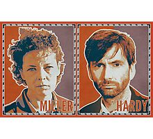 MILLER AND HARDY 2014 - Miller Orange Photographic Print