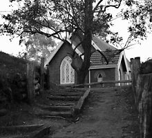 The Well Worn Path To Salvation  by Jon Staniland
