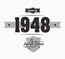 Born in 1948 Kids Clothes