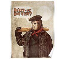 Psycho Killer Poster