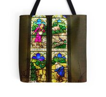 Window All Saints Church- Hawnby #4 Tote Bag