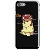 Diamond Doge iPhone Case/Skin