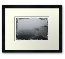 Birling Gap Framed Print