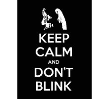 Keep Khan And Don't Blink - Tshirts & Hoodies Photographic Print