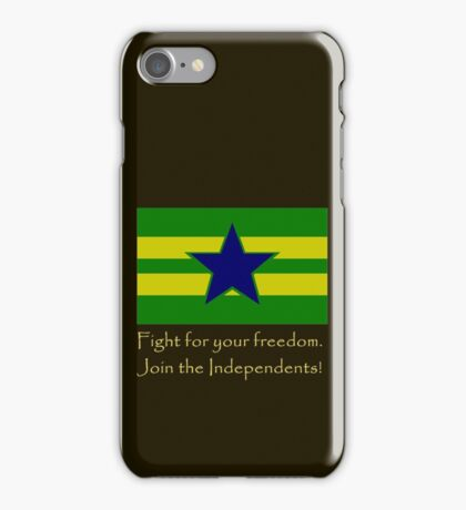 Firefly- Independents iPhone Case/Skin