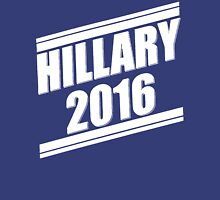 Hillary Stripes [White] Womens Fitted T-Shirt