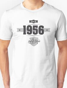 Born in 1956 Unisex T-Shirt