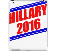 Hillary Stripes [Red&Blue] iPad Case/Skin