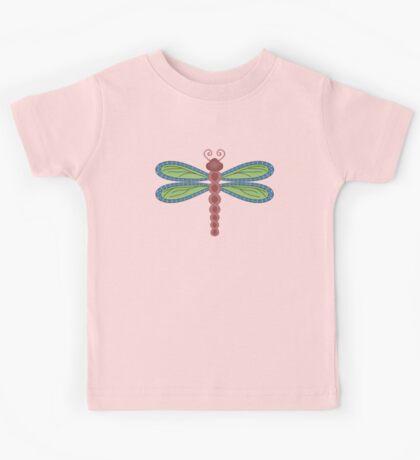 Dragonfly Garden Kids Tee