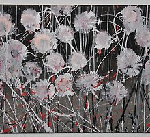 Bush Flowers by RowdyWarren