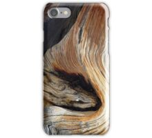 Juniper Tree Trunk Nature Abstract iPhone Case/Skin