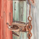 Marsha's Lock by Ken Powers