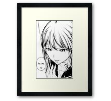 ahegao ,what that's like 11 now? Framed Print