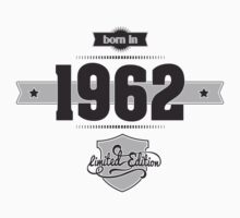 Born in 1962 Kids Clothes
