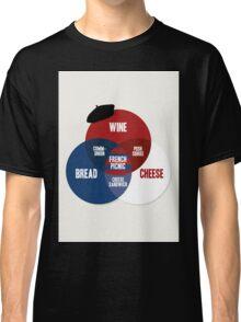 French Picnic Classic T-Shirt