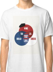 French Picnic Classic T-Shirt